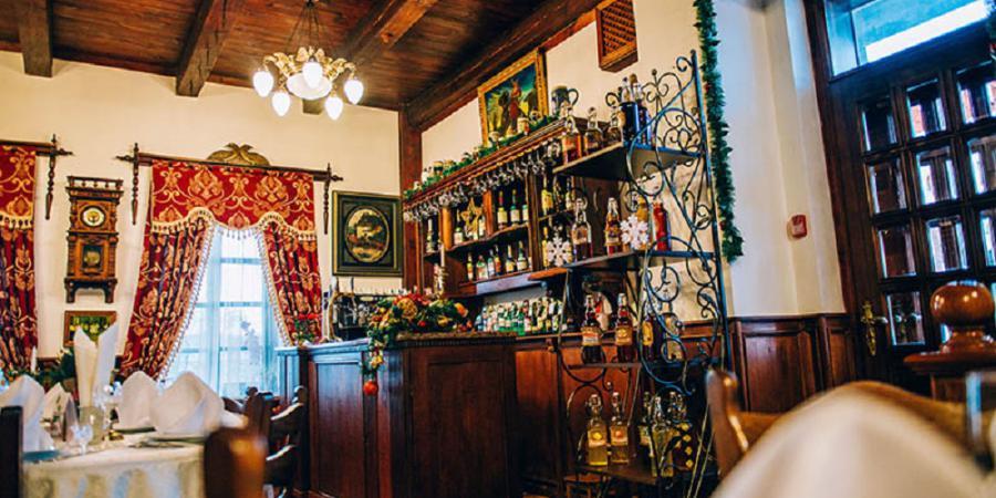 про ресторан, «Antique House»(ресторан)