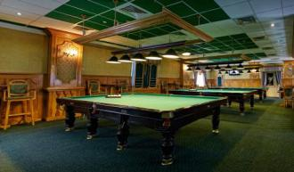 Більярдний зал розважально-оздоровчого комплексу «Підкова»