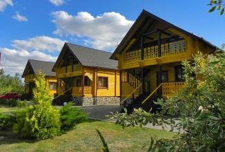 Готель в комплексі «Скольмо»