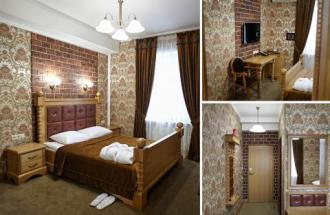 Готель розважально-оздоровчого комплексу «Підкова»