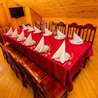 Ресторан у комплексі «Скольмо» фото #4
