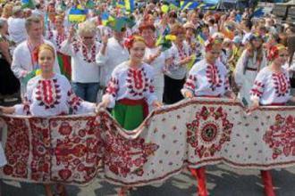 У Рівному на День Незалежності стартує пробіг у вишиванках