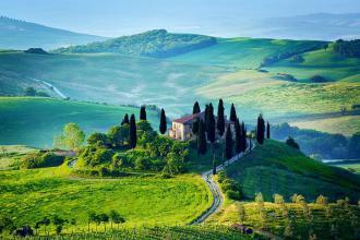 Італія! Ексклюзивний автобусний тур по Тоскані!