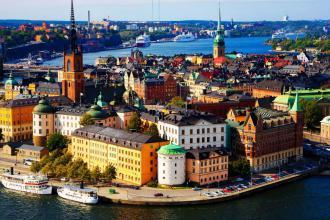 Балтійський бриз + Стокгольм і Хельсінкі