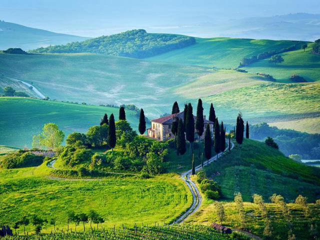 фото туру Італія! Ексклюзивний автобусний тур по Тоскані!