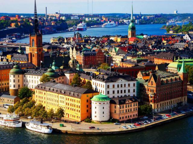 фото туру Балтійський бриз + Стокгольм і Хельсінкі