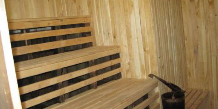 Баня сауна на дровах Рівне