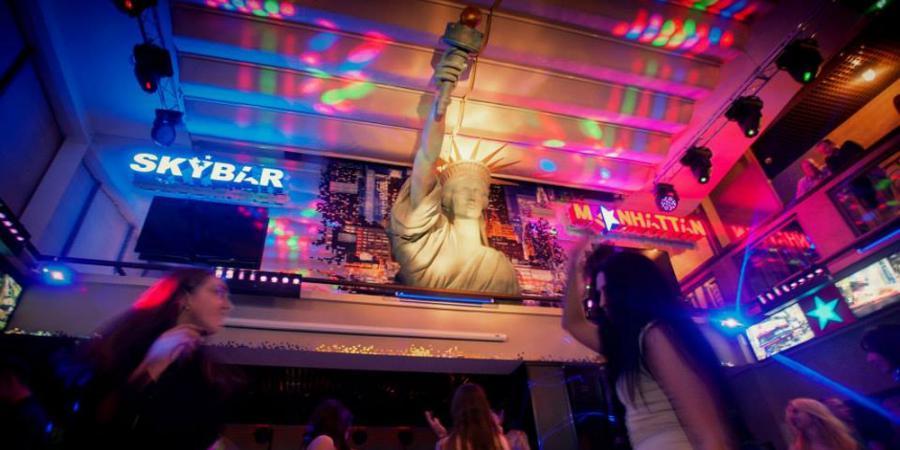 Слайдшоу закладу Ресторан Skybar Manhattan, Ресторан Skybar Manhattan