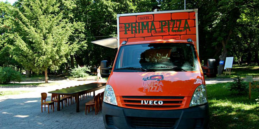 """фото, Піца-трак """"Prima Pizza"""""""