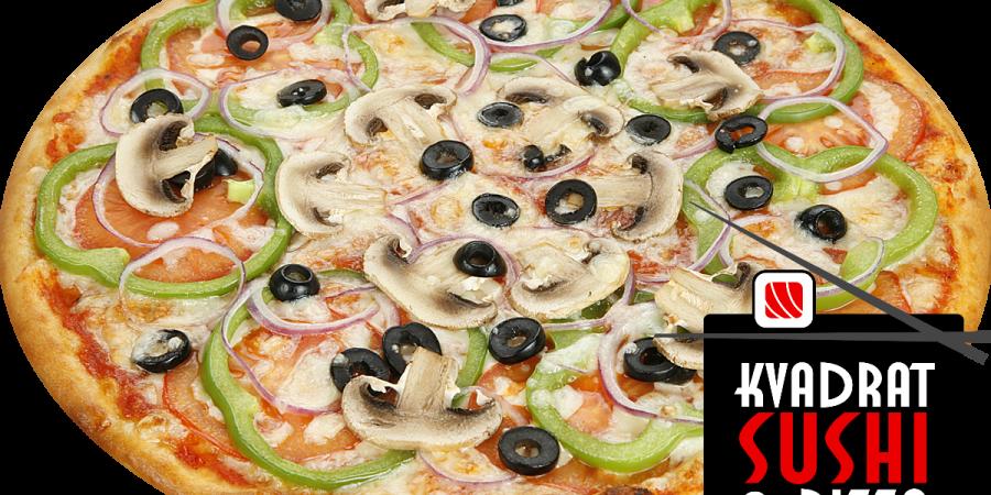 SUSHI&PIZZA, Kvadrat Sushi&Pizza