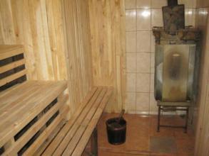 Баня сауна на дровах