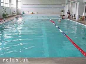 Плавальний басейн СДЮШОР (ЗОШ №25)