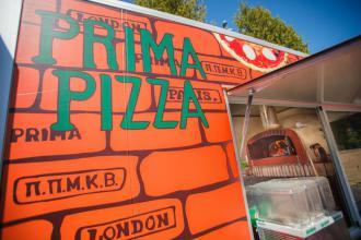 """Піца-трак """"Prima Pizza"""""""