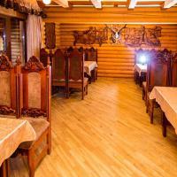 Ресторан у комплексі «Скольмо» фото #3