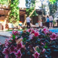 Сауна - готельно-ресторанного комплексу Софія фото #1