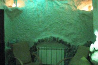 Соляна печера (Галокамера)