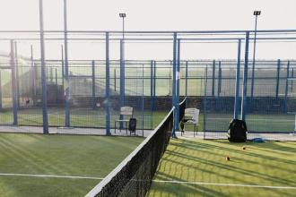 Сезон падел-тенісу вже відкритий!
