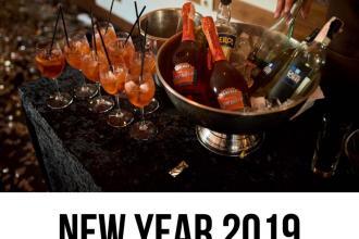 Святкування Нового року у Gusto gastro salon
