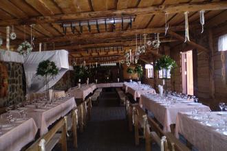 Перша фотогалерея, Ресторан у комплексі «Скольмо» фото #14