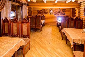 Перша фотогалерея, Ресторан у комплексі «Скольмо» фото #3