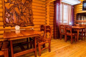Перша фотогалерея, Ресторан у комплексі «Скольмо» фото #7