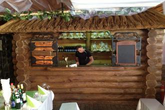 Перша фотогалерея, Ресторан у комплексі «Скольмо» фото #10