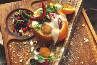 Як гадаєте, чи можливо приготувати десерт на мангалі?