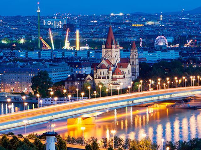 фото туру Мікс вікенд: Будапешт + Відень