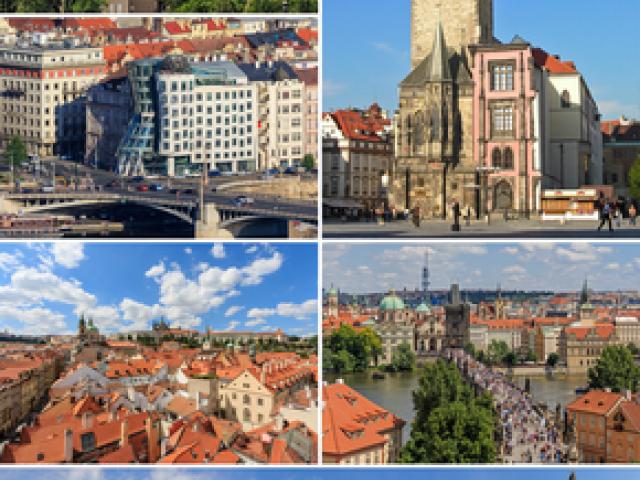 фото туру Кращі коліжанки Чеського королівства:  Прага, Дрезден, Карлові Вари + Краків