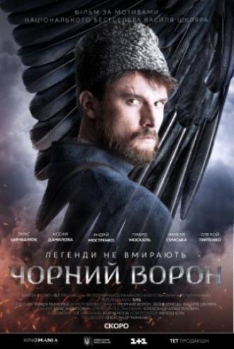 постер Чорний ворон