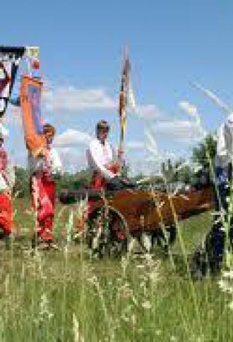 """постер Фестиваль традиційної козацької культури """"Покровський Вітер"""""""