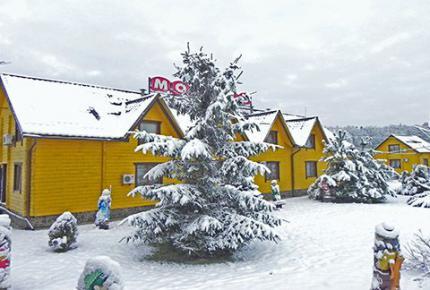 фото З 15 грудня по 1 лютого різдвяна знижка до 15% на всі номери !